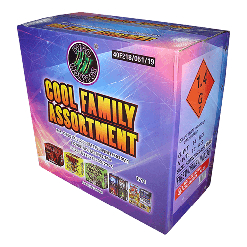 Cool Family Assortments