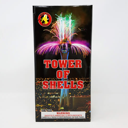 Tower Of Shells Reg