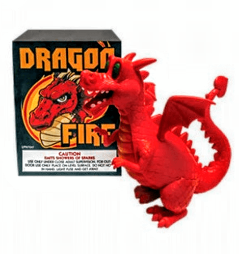 Dragon (Rubber Toy)