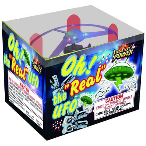 """Oh! The """"Real"""" Ufo"""