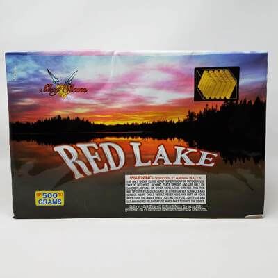 Red Lake New Water Cake