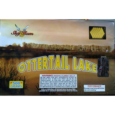 Ottertail Lake New Water Cake