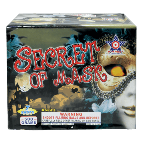 Secret Of Mask
