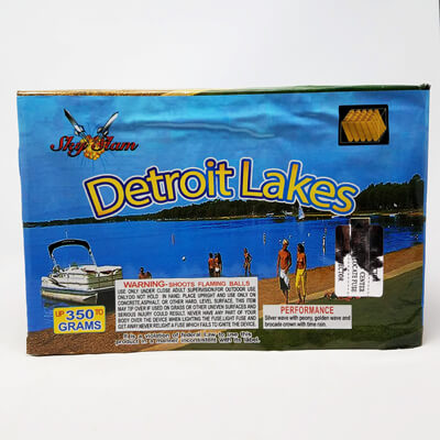 Detroit Lakes New Water Cake