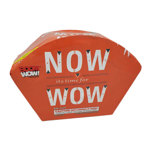 Now its time for WOW