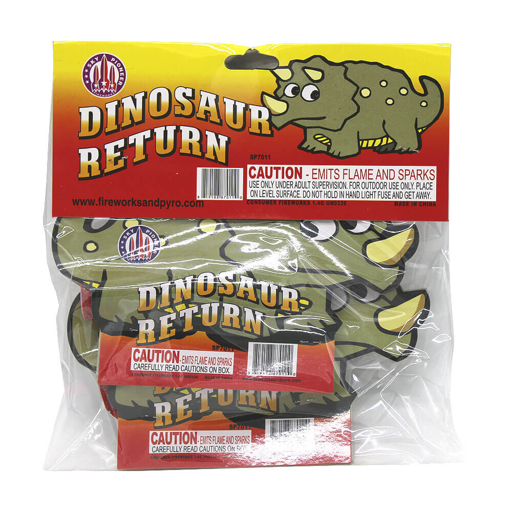 Dinosaur's Return