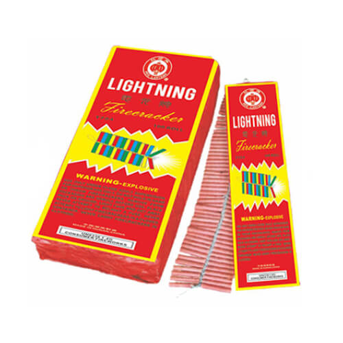 Lighting Firecracker