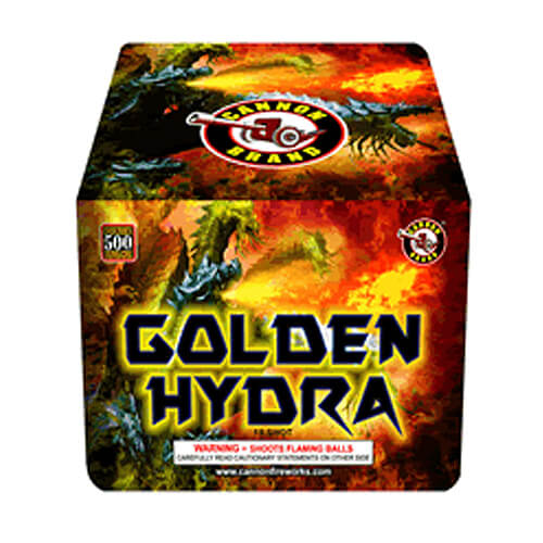 Golden Hydra